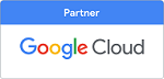 Diaxion is proudly partnered with Google Cloud